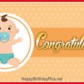 Baby Congratulations Message
