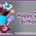 Happy 23rd Birthday Lollipops