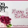 Happy 29th Birthday Again Big Flowers