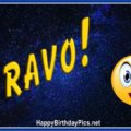 Bravo Card Congratulations