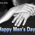 Happy Men's Day Card