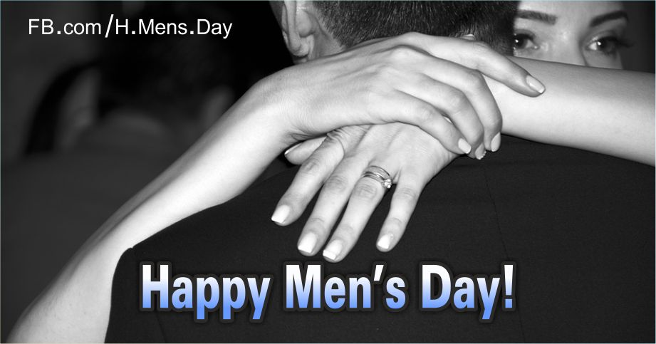 Happy Men's Day Card 1 Card Equivalents