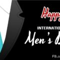 Happy Men's Day - Tuxedo