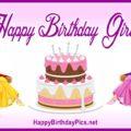 Happy Birthday to Twin Princesses