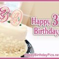 Happy 39th Birthday with Gifts
