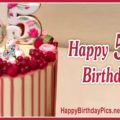 "(Browse the website for similar cards.) -- Happy 55th birthday to you! I sent you this ""Happy 55th Birthday - Ruby Diamond"" card to wish a wonderful 55th"