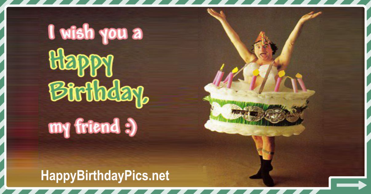 Happy Birthday - Ballet Dancer in Cake Tutu Funny Card Equivalents