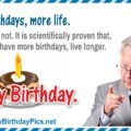 Happy Birthday - Believe It Or Not ...