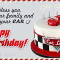 Happy Birthday, Car Lover