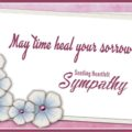May Time Heal Your Sorrow, With Heartfelt Sympathy