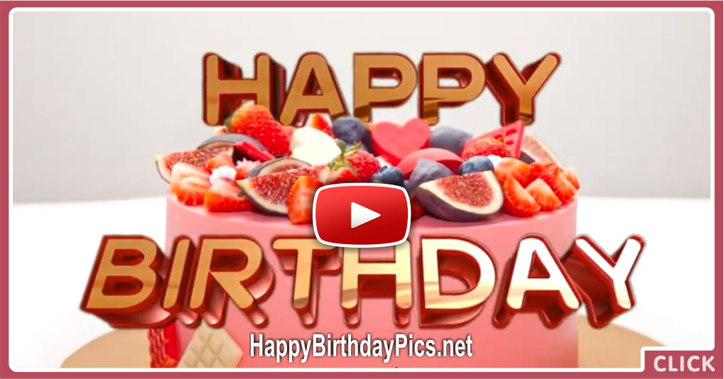 A Gift To Earth Happy Birthday Video