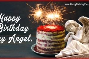 42 Wonderful Birthday Wishes for Angels